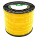Square Nylon Trimmer- Replacement Strimmer Line- (1.3mm x 200m) JR FNY060