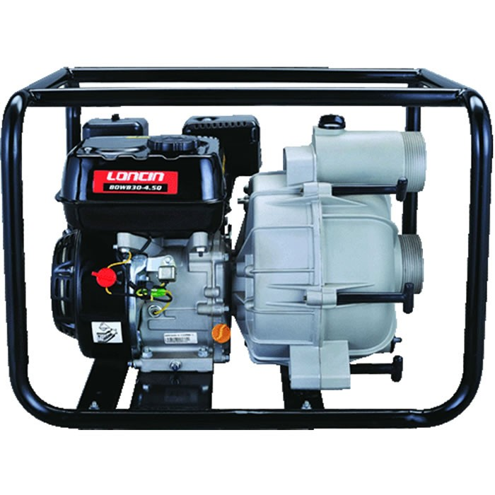 Loncin LC80WB30 45Q 3 Petrol Powered Dirty Water Pump