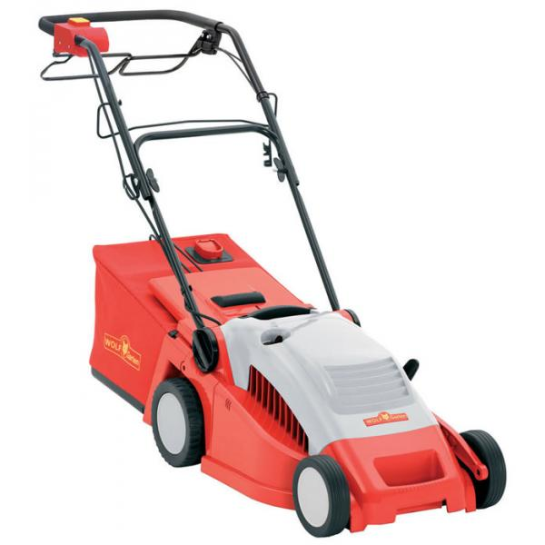 WOLF-Garten Expert 40EA Self-Propelled Electric Lawn Mower