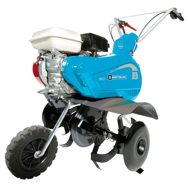 Bertolini BT195 Front-Tine Cultivator with Reverse Drive