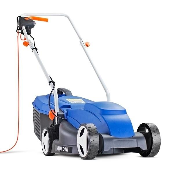 Hyundai HYM3200E Corded Electric 1000W / 240V 32cm Rotary Lawnmower