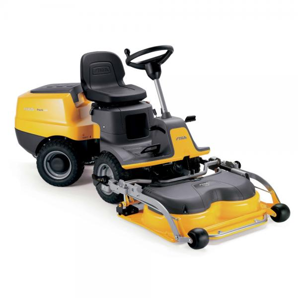 Stiga Park 120 Front-Cut Ride-On Lawnmower (Including Deck)