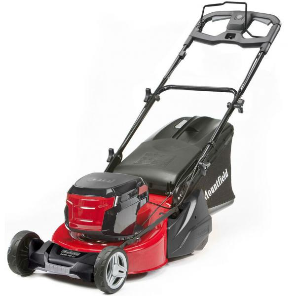 Mountfield S46R-PD LI Cordless Power-Driven Rear-Roller Lawnmower