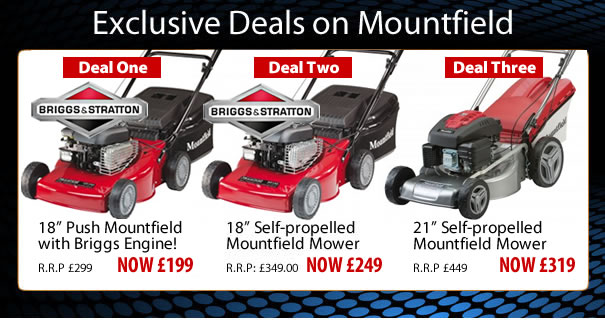 Exclusive Offers on Lawn Mowers