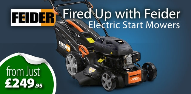 Feider Electric Start Mowers