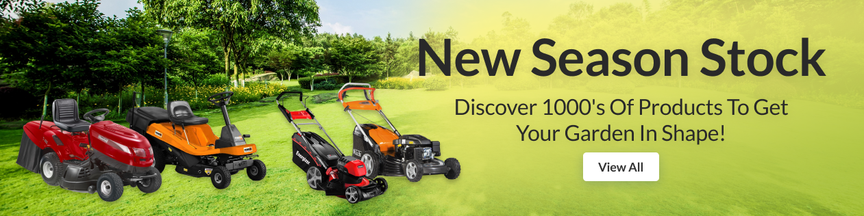 New Season, Discover 1000's Of Products to Get Your Garden In Shape!