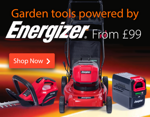 Energizer Garden Tools - from £99