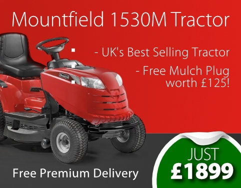 Mountfield 1530M Lawn Tractor - Exclusive Offer